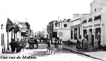 Dossiers spéciaux - Sidi 'Arbi Ibn Sa-ih - Aperçu de la Ville de Meknes - Tidjaniya.com