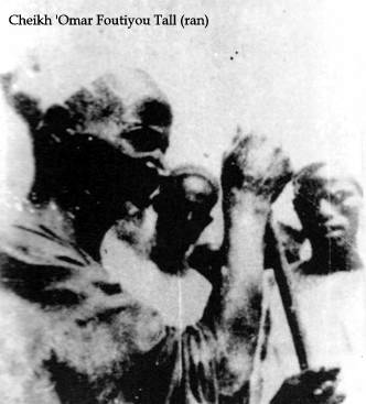 Dossiers spéciaux - Cheikh 'Omar Foutiyou Tall - Sa photo - Tidjaniya.com